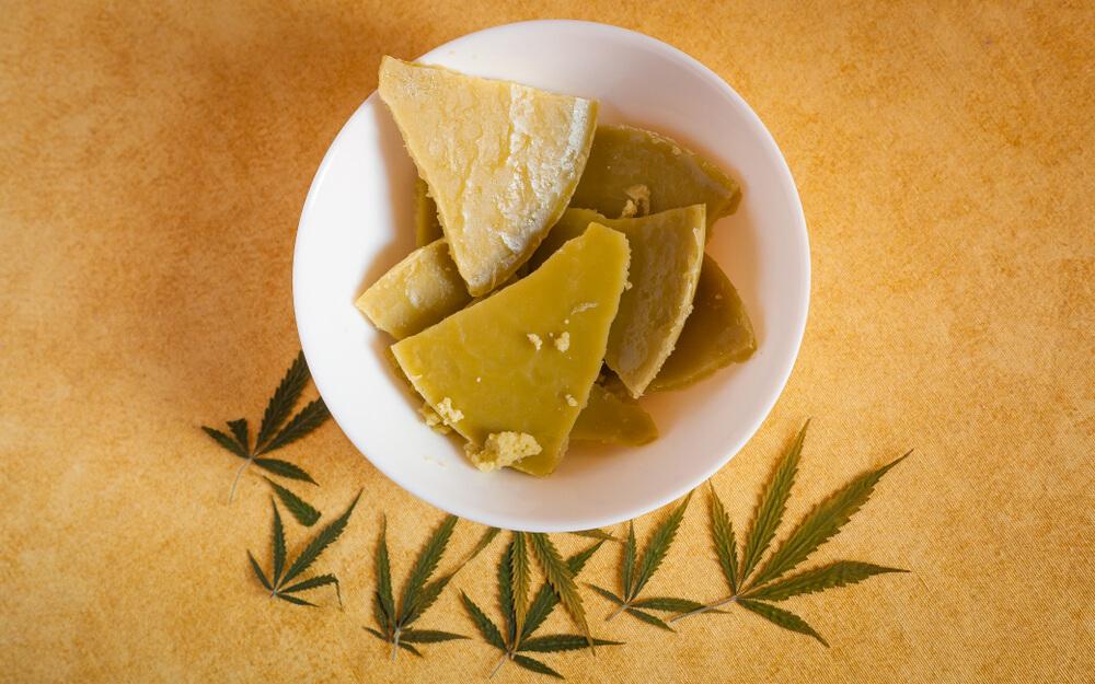 Cannabis butter best photo