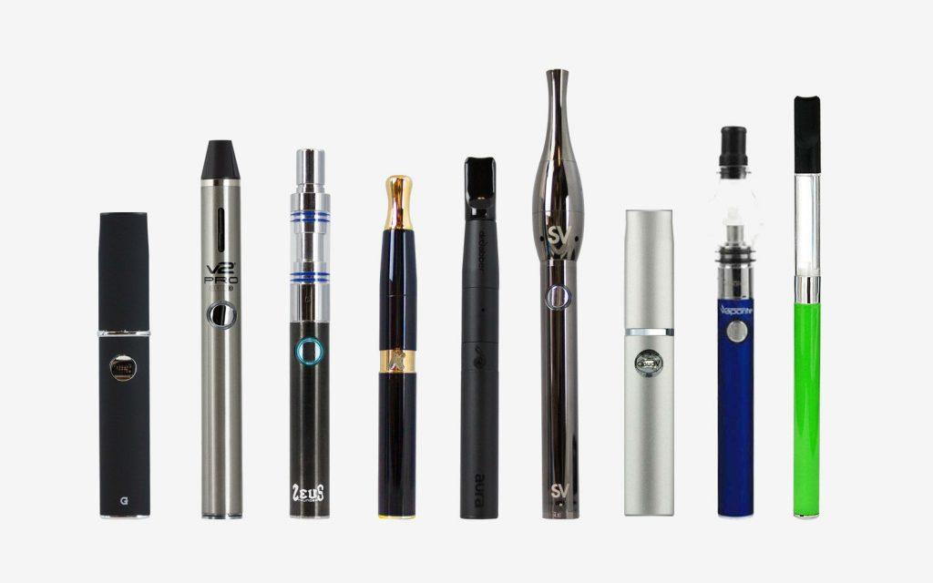 9 vape pens photo