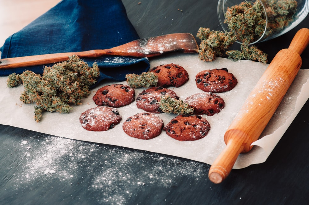 weed for cookies photo