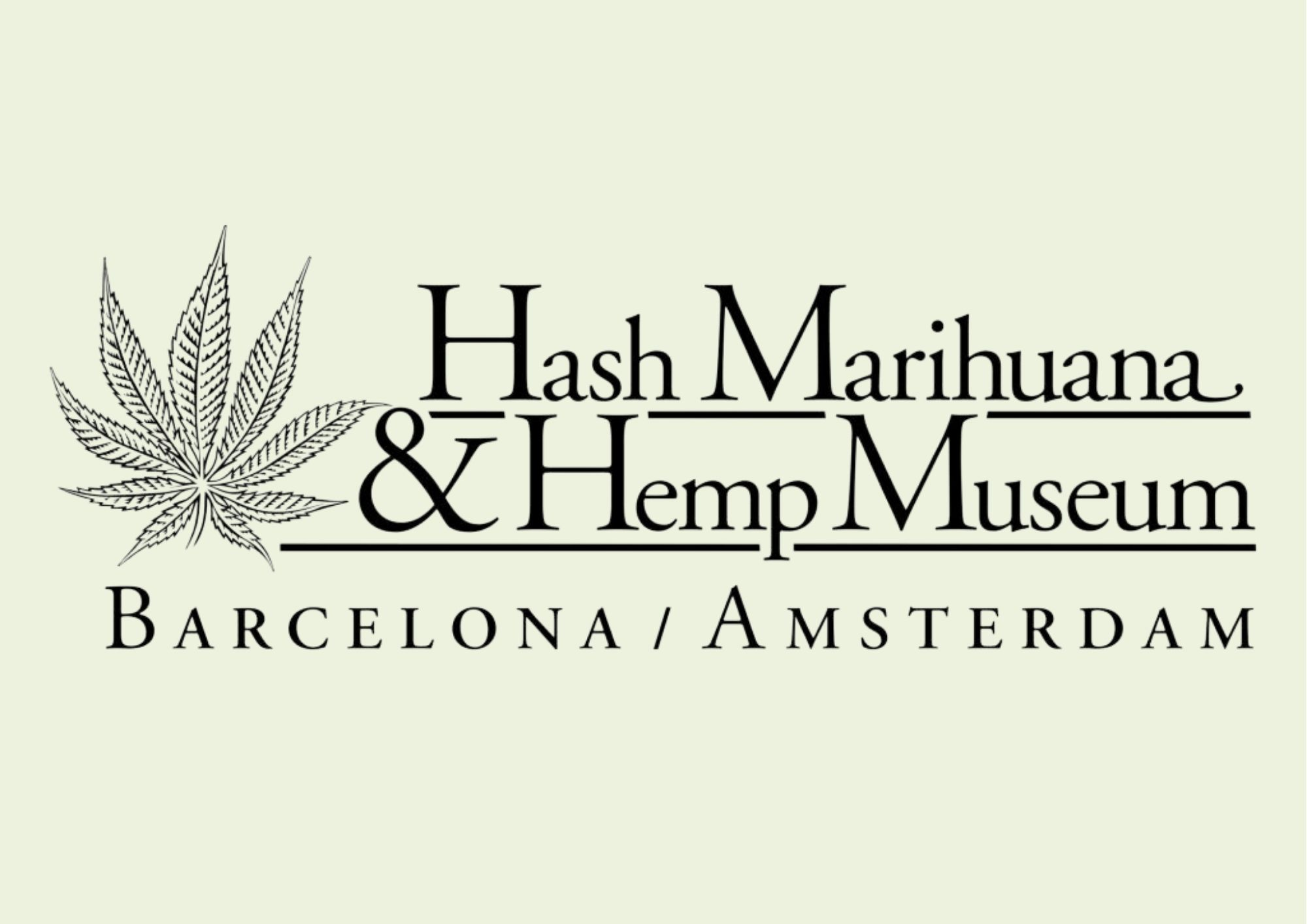 museum cannabis Barcelona