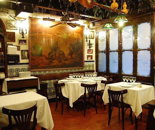Restaurant Los Caracoles in Gothic Quarter