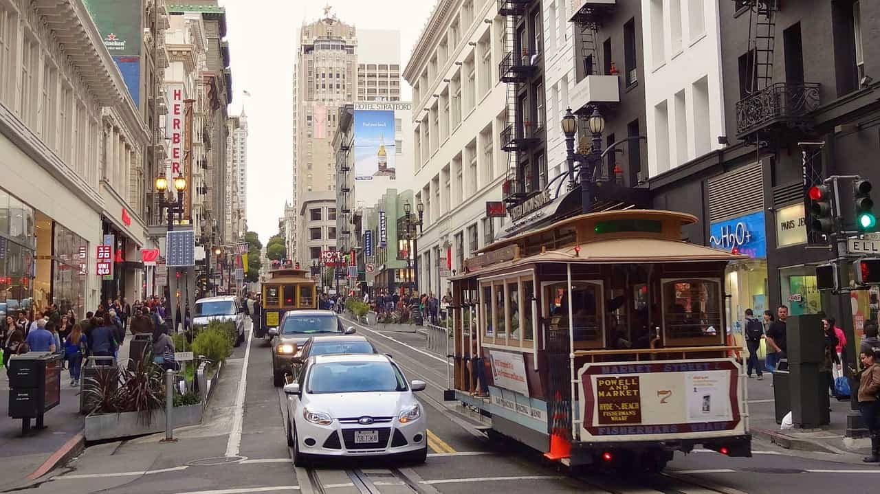San Francisco, Los Angeles photo