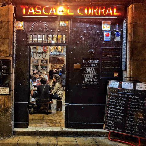 Tasca El Corral Gothic Quarter