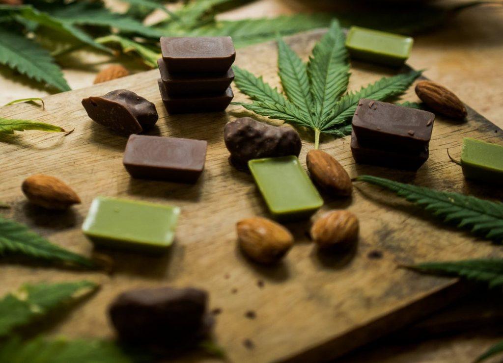 Cannabis recipes chocolate photo