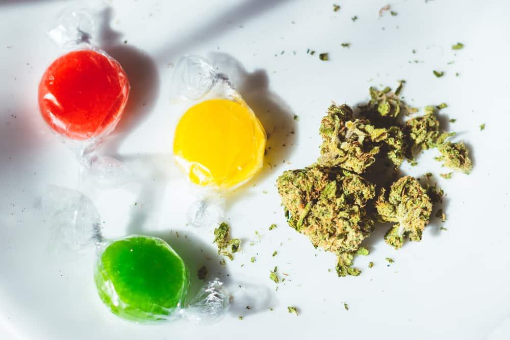 THC lollipops recipe photo