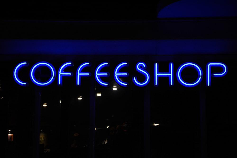 coffeeshop in Europe photo