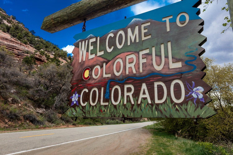 Cannabis in the Colorado photo