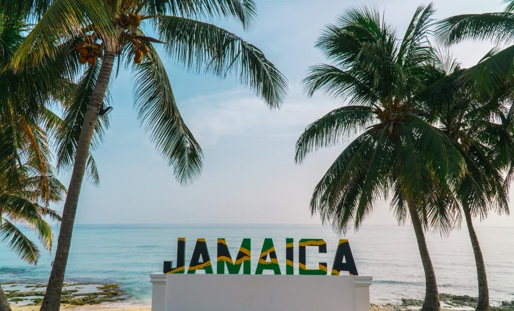 Jamaica and cannabis photo