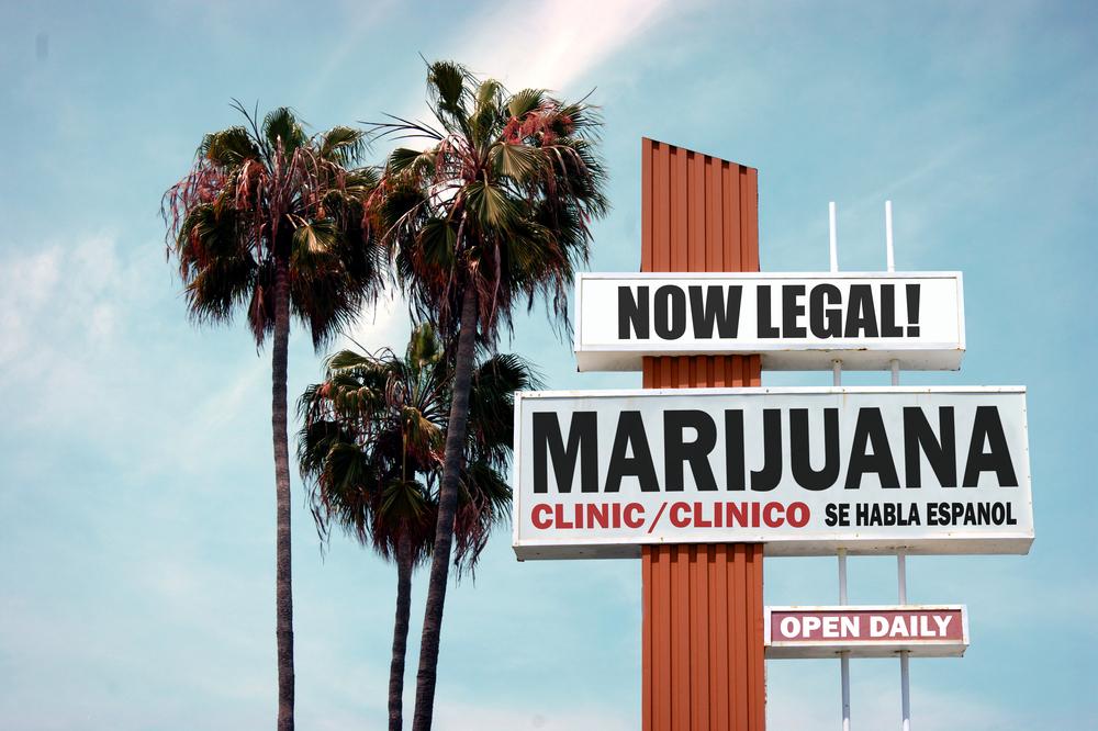 Now legal marijuana photo